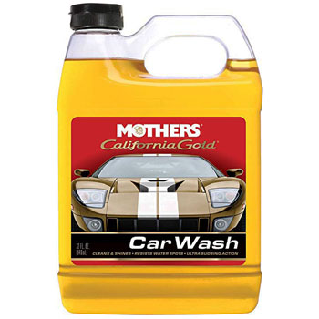Mothers California Gold Car Wash Soap