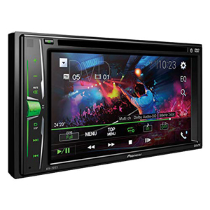 Pioneer AVH-210EX Digital Media Car Stereo Receiver