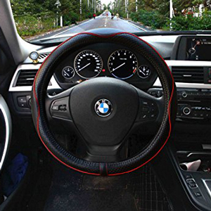 Valleycomfy Steering Wheel Covers
