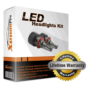 led headlights bulb kit xenonpro product