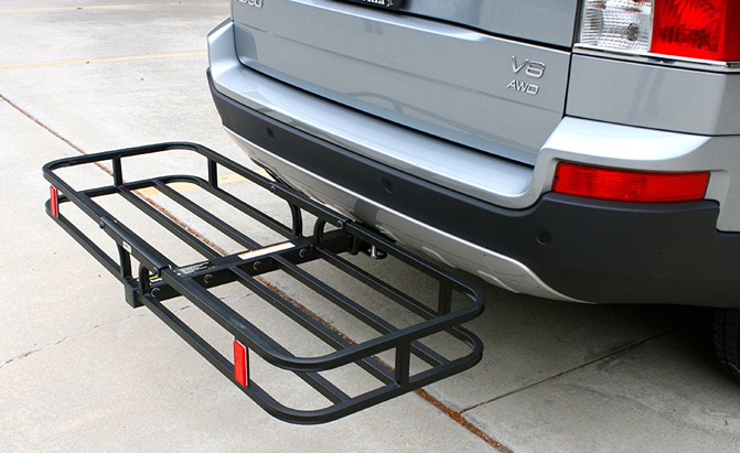 Benefits of Hitch Cargo Carriers