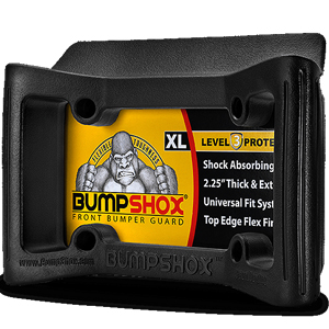 BumpShox XL - Front Car Bumper Protection