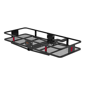 """Open Box Pro Series Rambler Cargo Carrier Basket for 2/"""" Trailer Mounted Hitch"""