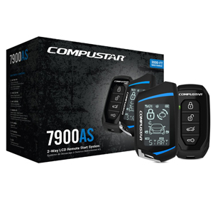Compustar CS7900-AS All-in-One Alarm Bundle