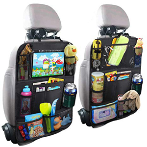 MZTDYTL Car Backseat Organizer with Tablet Holder