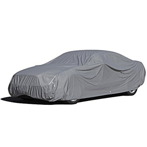 OxGord Waterproof Car Cover with Fleece Inner Lining