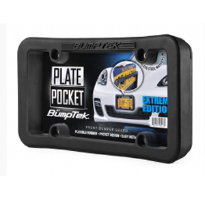 Plate Pocket by Bumptek (Extreme Edition)