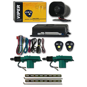 Viper 3100V 1-Way Car Alarm System