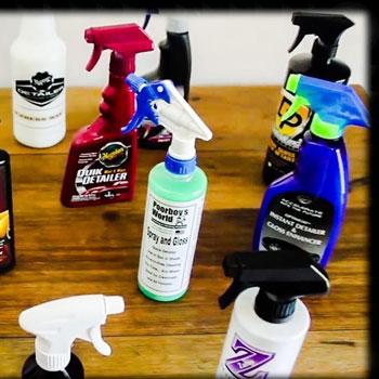 Detail Spray Reviews
