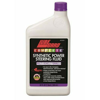 Lubegard 23232 Complete Synthetic Power Steering Fluid