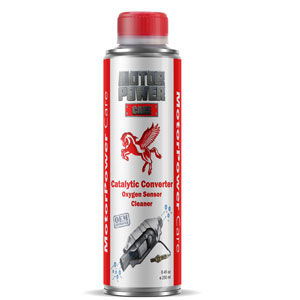 MotorPower Care Catalytic Converter Cleaner Pass Emissions