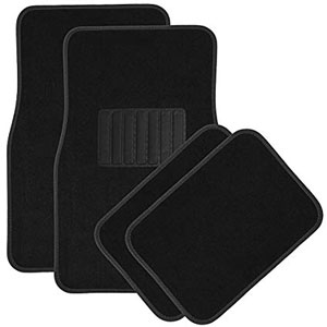 OxGord Carpeted, Universal Fit Car Floor Mats