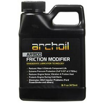 Archoil AR9100 Oil Additive for All Vehicles
