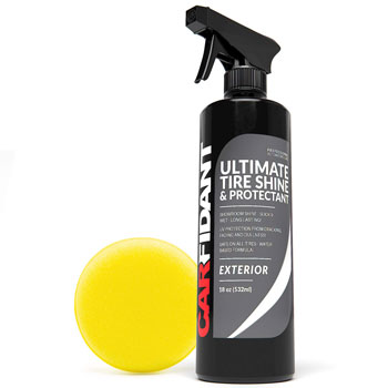 Carfidant Tire Shine Spray