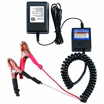 Central Purchasing, LLC Battery Float Trickle Charger