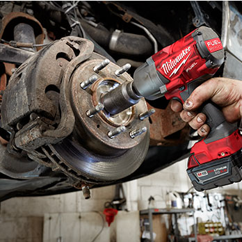 How to use Cordless Impact Wrenches