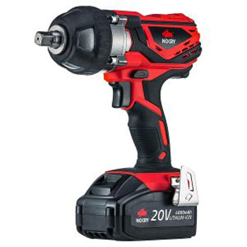NoCry Cordless Impact Wrench Kit