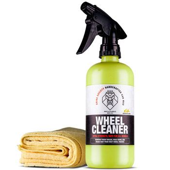 Shine Society Wheel Cleaner