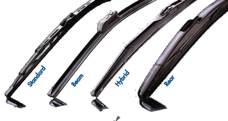 Windshield Wiper Types