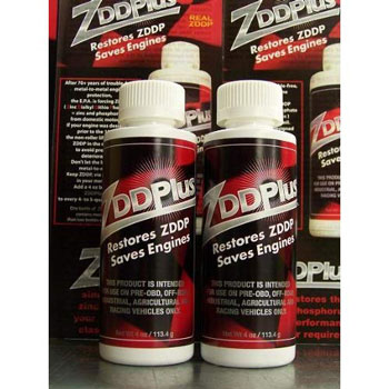 ZDDPPlus ZDDP Engine Oil Additive Zinc & Phosphorus