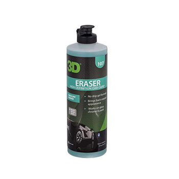 3D Auto Detailing Products Eraser