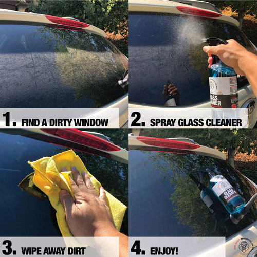 Car Window Cleaner Reviews