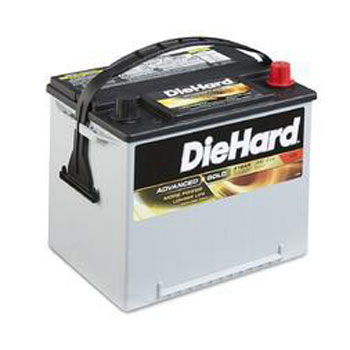 DieHard AGM Battery GP 35