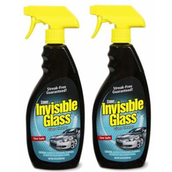 Invisible Glass 92164-2PK Glass Cleaner