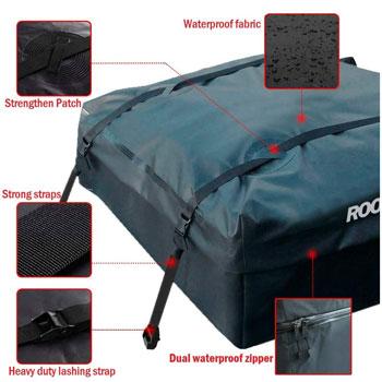 Roofmax Waterproof Roof Cargo Bag