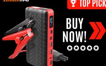 XenonPro Portable Jump Starter