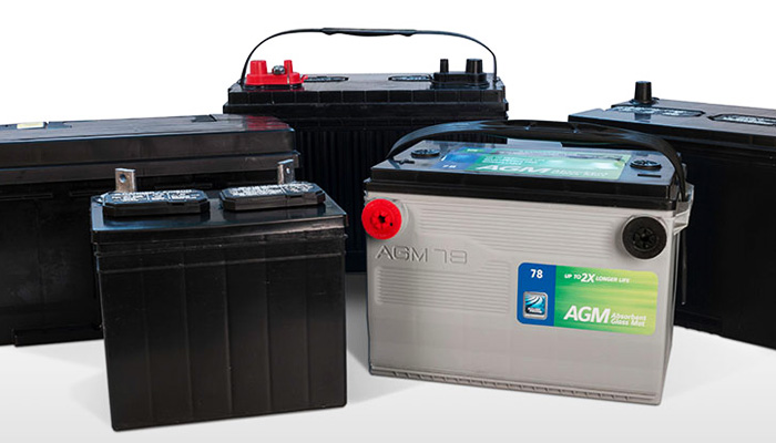types of car batteries