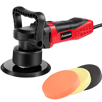 Avid Power Buffer Polisher 6-inch Dual Action Random Orbital