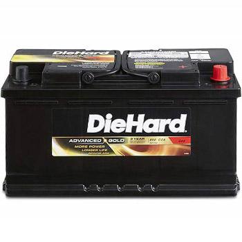 DieHard Gold AGM 38217 automotive battery