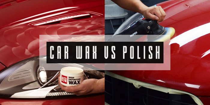 Difference Between Car Wax and Polish