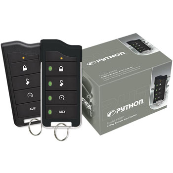 Directed Electronics Inc 4806P Python 2-Way Remote Start System
