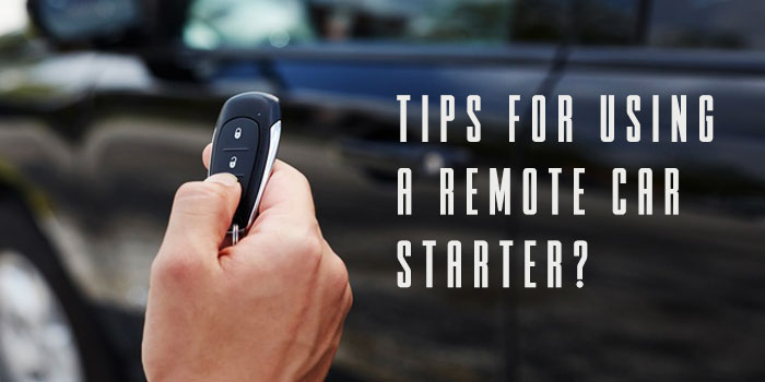 How to Use a Remote Car Starter