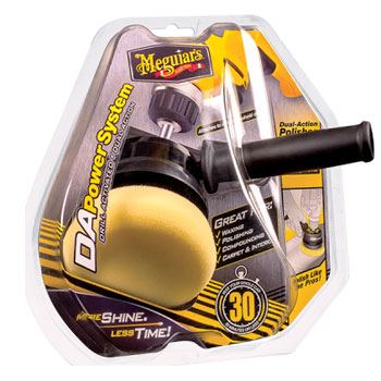 Meguiars G3500 Dual Action Power System Tool
