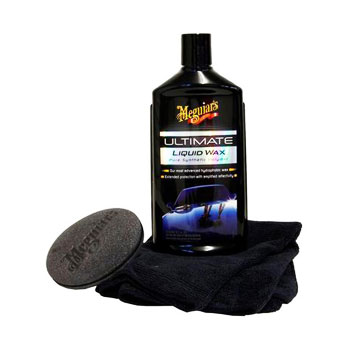 Meguiars Ultimate Liquid Car Wax 20 oz