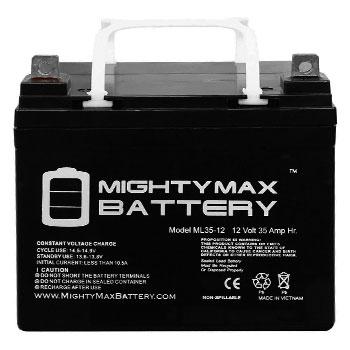 Mighty Max ML35 12V Solar Battery