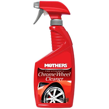 Mothers 05824 Pro Strength Chrome Wheel Cleaner