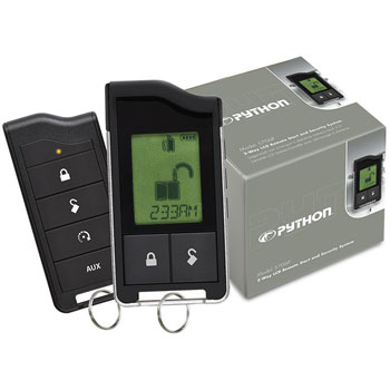 Python 5706P Responder 2-Way Security with Remote Start System