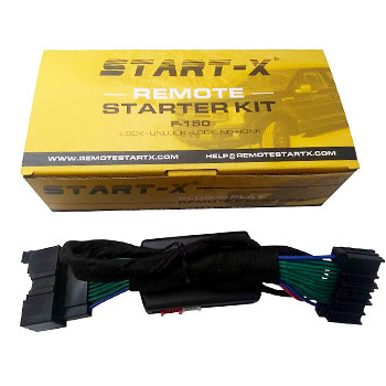 Start-X Remote Starter For Ford F150