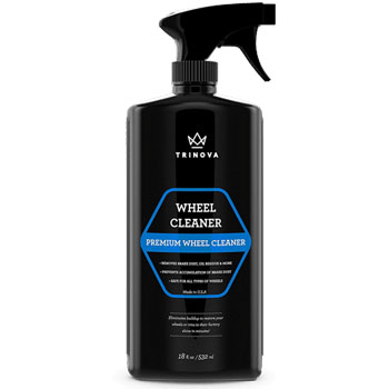 TriNova Premium Wheel Cleaner Rim Cleaning Spray