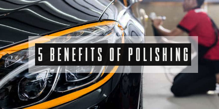 benefits of buffering and polishing your car