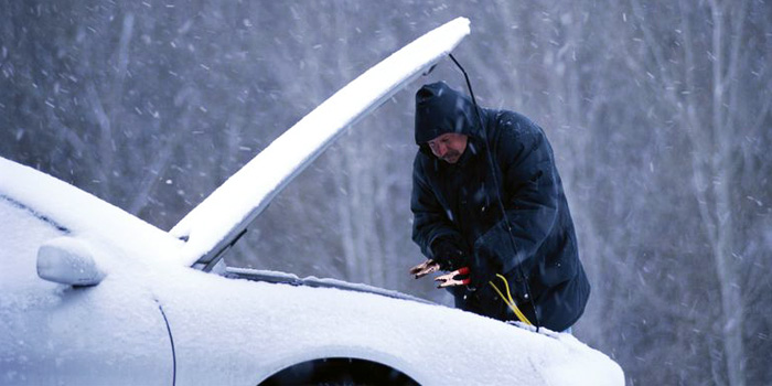 cold weather car battery