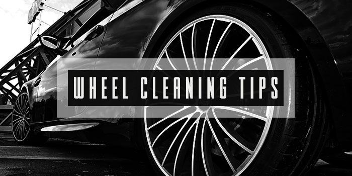 wheel cleaning tips