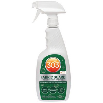 303 Fabric Guard Upholstery Protector Water and Stain Repellent