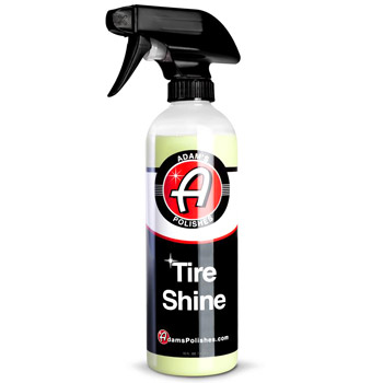 Adams SiO2 Infused Tire Shine Plus 16oz
