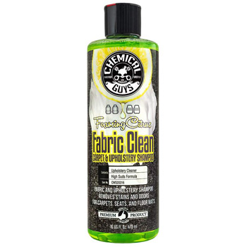 Chemical Guys CWS 103 Foaming Citrus Fabric Clean