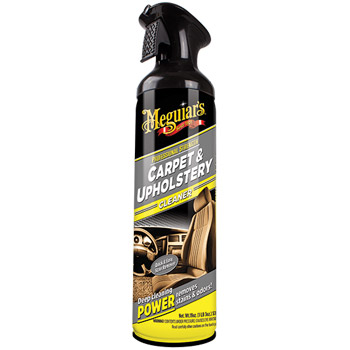 Meguiar's G9719 Carpet & Upholstery Cleaner